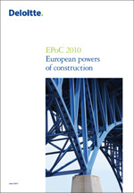 European Powers of Construction 2010