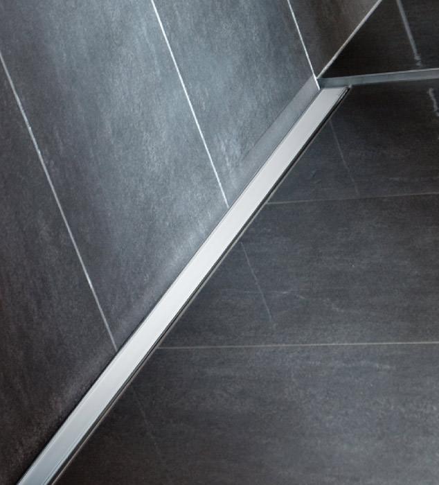 ceraline nano eine weitere extraflache design duschrinne. Black Bedroom Furniture Sets. Home Design Ideas