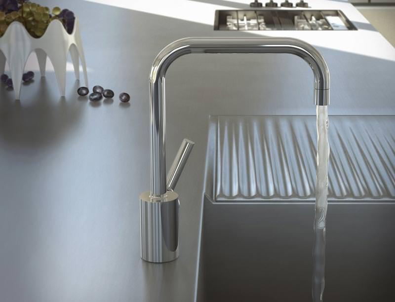 neon neue armaturenlinie von jado f r bad und k che. Black Bedroom Furniture Sets. Home Design Ideas