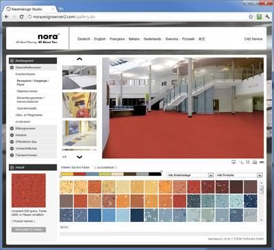 Online Service Für Architekten Im Nora Raumdesign Studio Mit Cad