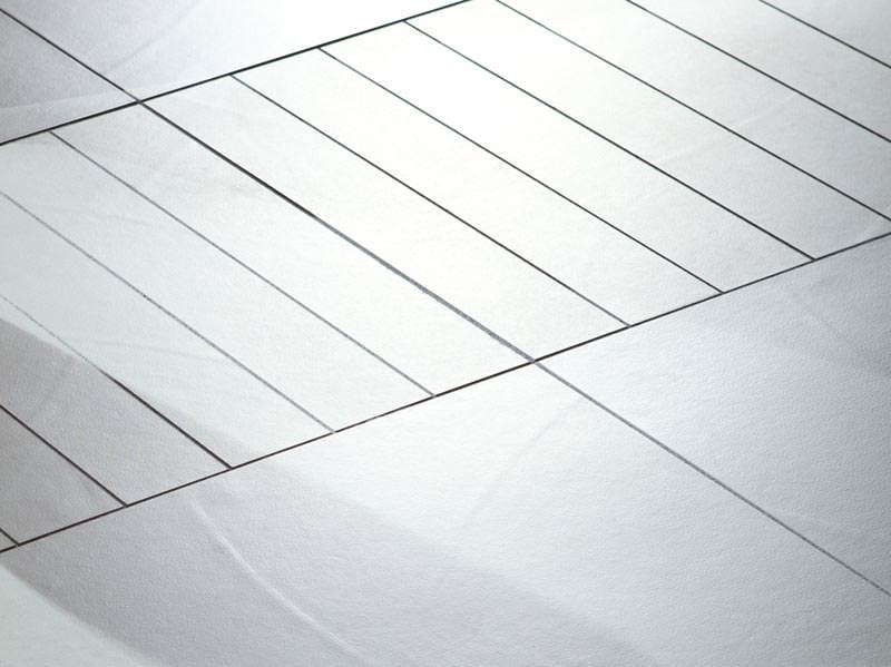 wax fliesen wie unbearbeiteter beton mit farbigen hinguckern feinsteinzeug bodenfliesen. Black Bedroom Furniture Sets. Home Design Ideas