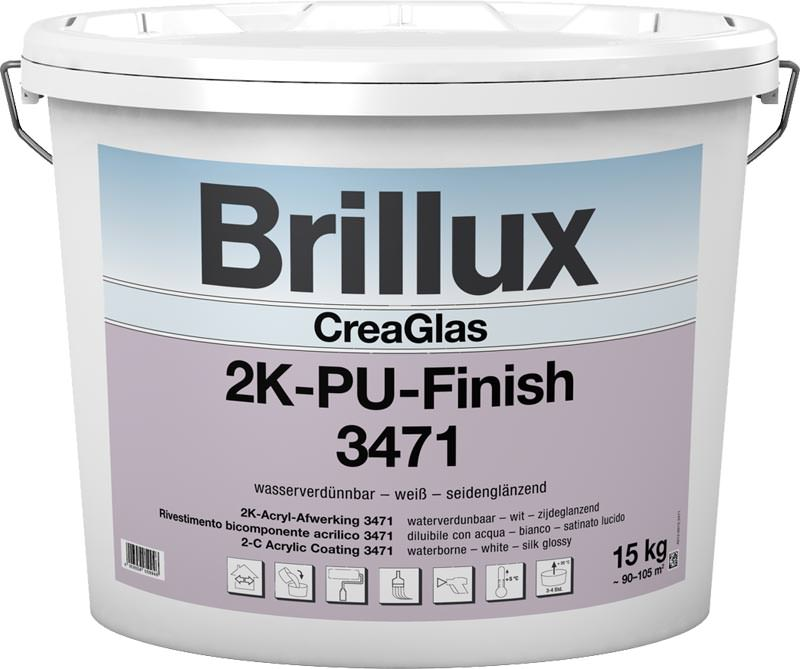 brillux stellt verschlei feste wandbeschichtung f r krankenh user um aus creaglas 2k acryl. Black Bedroom Furniture Sets. Home Design Ideas