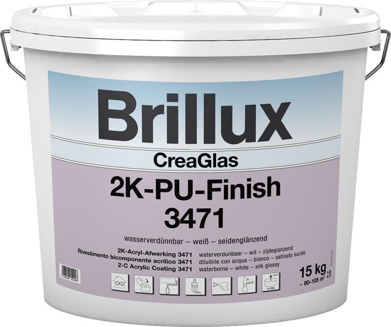 brillux stellt verschlei feste wandbeschichtung f r. Black Bedroom Furniture Sets. Home Design Ideas