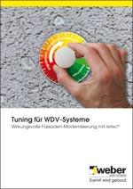 Tuning für WDV-Systeme
