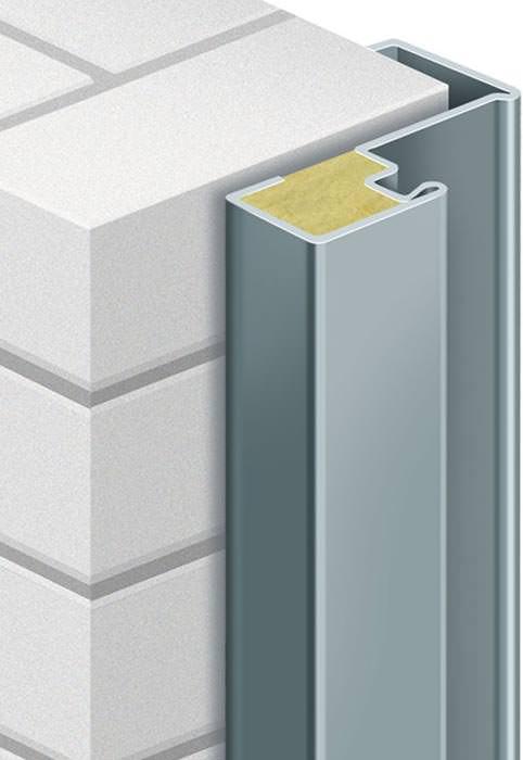 m rtelfreie zargen zur trocken schnell montage f r. Black Bedroom Furniture Sets. Home Design Ideas