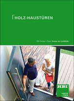 Titelbild vom Holz-Haustüren-Katalog