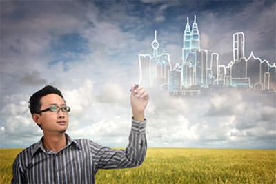 Visionen für die Städte