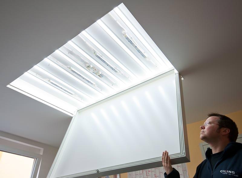 licht statt leuchten anschlussfertige gro fl chenleuchten. Black Bedroom Furniture Sets. Home Design Ideas