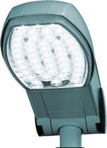 LED-Straßenleuchte Trilux Lumega 700 LED