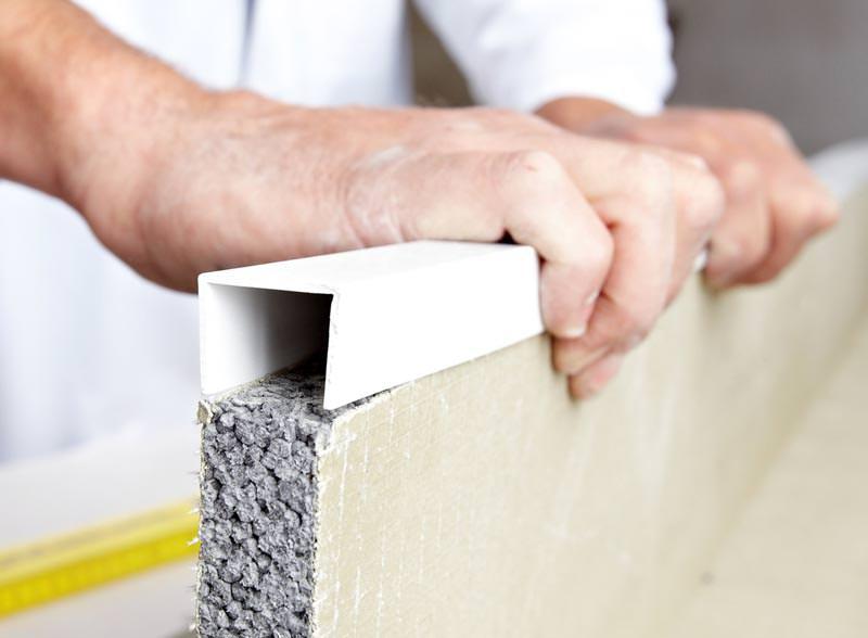 thermoplatte und thermoprofil erg nzen rigips 39 rigitherm innend mmung. Black Bedroom Furniture Sets. Home Design Ideas