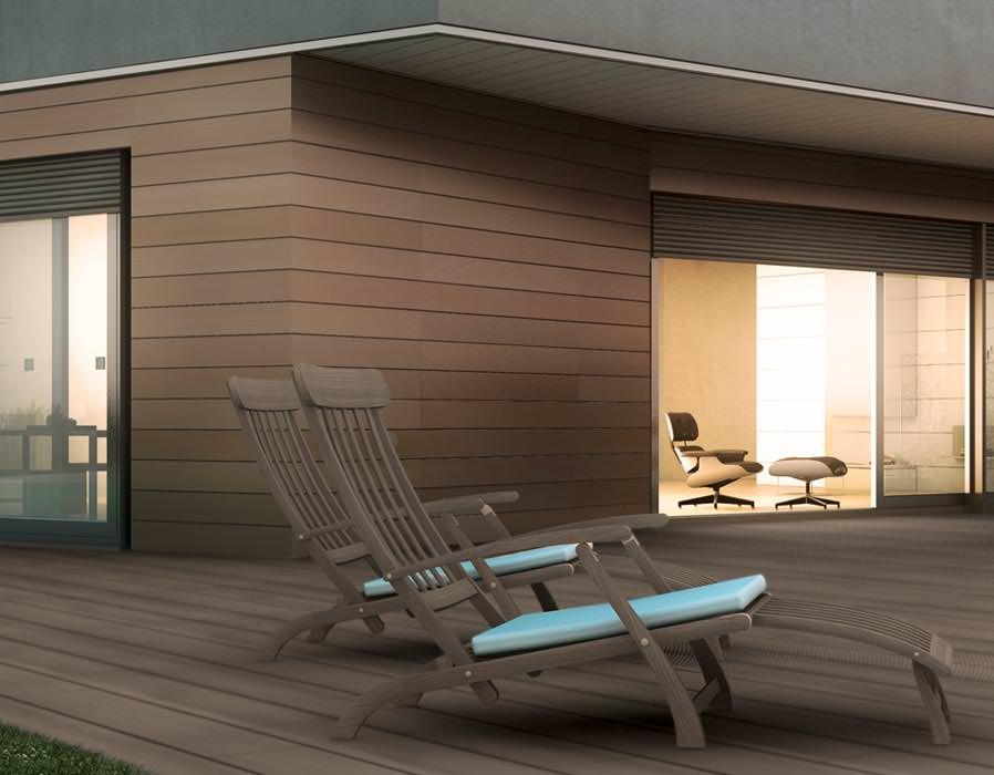 inoutic deceuninck mit neuer holz kunststoff verbundl sung auf der dach holz. Black Bedroom Furniture Sets. Home Design Ideas
