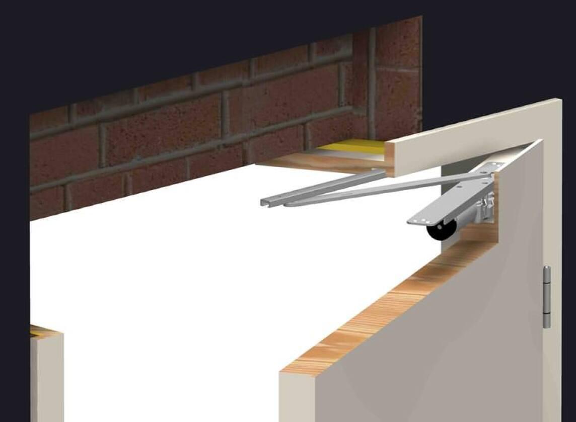 dreht rantrieb ecturn inside macht barrierefreiheit unsichtbar. Black Bedroom Furniture Sets. Home Design Ideas