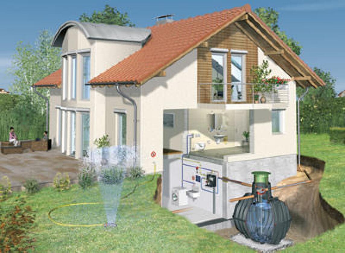 tropfen f r tropfen kosteneinsparung mithilfe von regenwasser regenwassernutzung wasserverbrauch. Black Bedroom Furniture Sets. Home Design Ideas