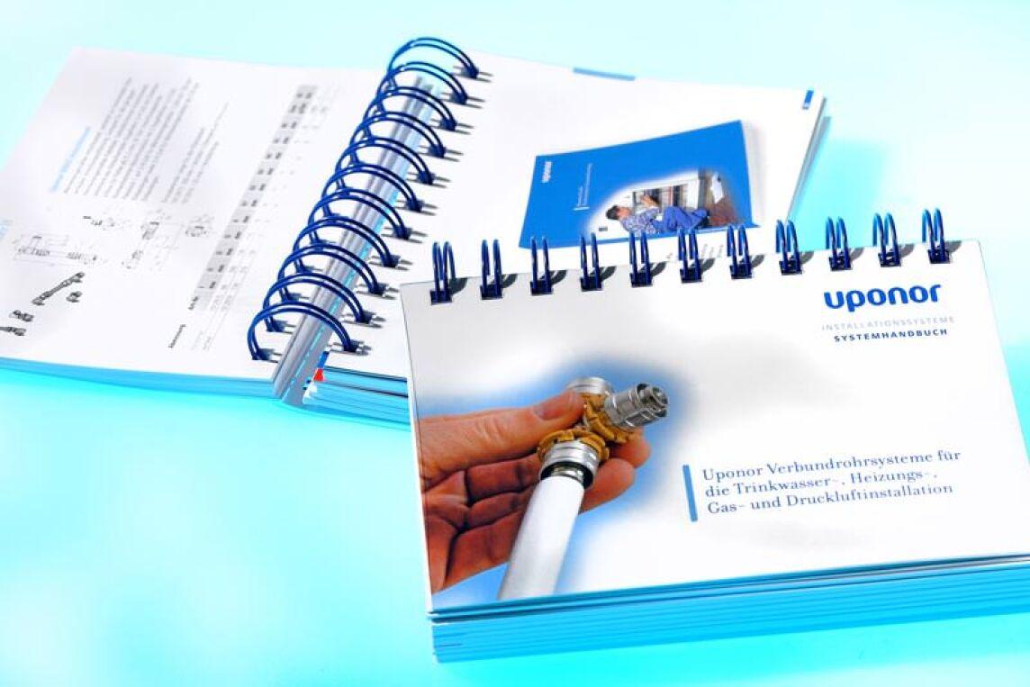Uponor Systemhandbuch im Pocketformat