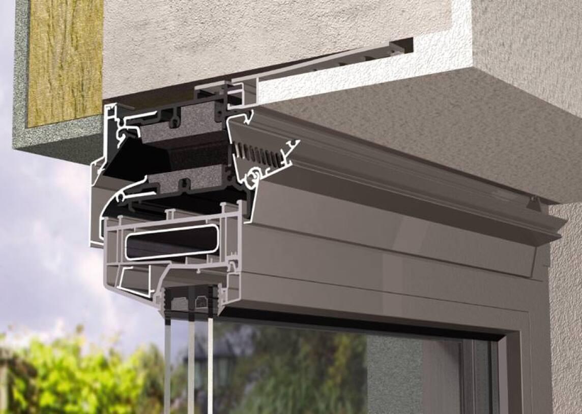 neue fensterrahmenl fter von renson f r eine schallged mmte frischluftzufuhr thermisch. Black Bedroom Furniture Sets. Home Design Ideas