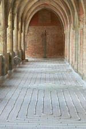 IOfloor Fußbodenheizung, Simplex Flächenheizung