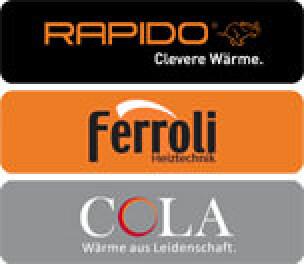 Rapido, Ferroli und COLA