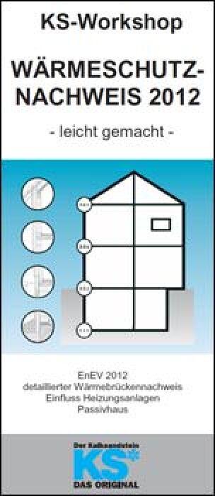 Wärmeschutznachweis 2012