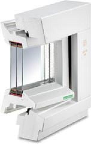 Holzdenkmalfenster HDF 82 Stil