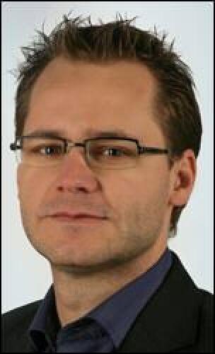 Dr. Martin Heidl von der Fronius Systemtechnik