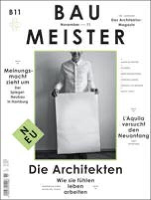 Architekturmagazin Baumeister