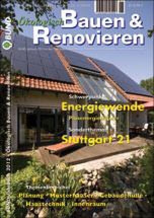 Bund Jahrbuch 2012 Okologisch Bauen Und Renovieren Erschienen