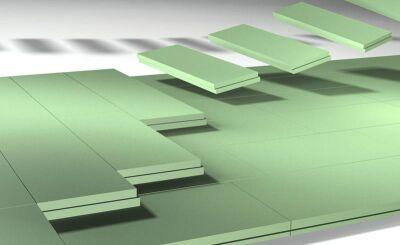 zweilagige verlegung von xps d mmplatten von dow und basf im umkehrdach zugelassen roofmate sl. Black Bedroom Furniture Sets. Home Design Ideas