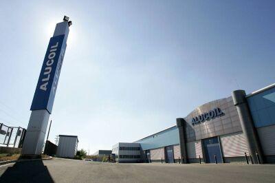 Alucoil-Fabrik