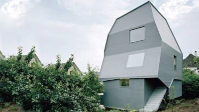 Passivhaus in Tübingen von Björn Martenson sowie Sonja Nagel und Jan Theissen