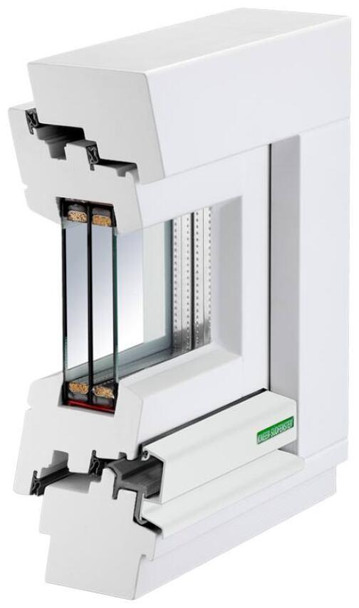 HF 82 Kneer Holzfenster, Wärmeschutzfenster