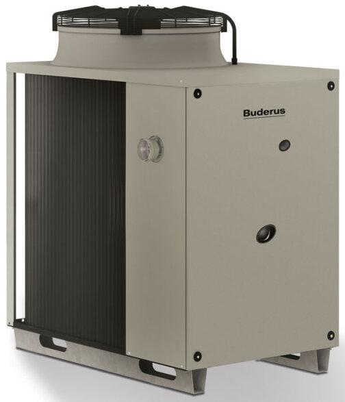 Luft/Wasser-Gas-Wärmepumpe Logatherm GWPL von Buderus