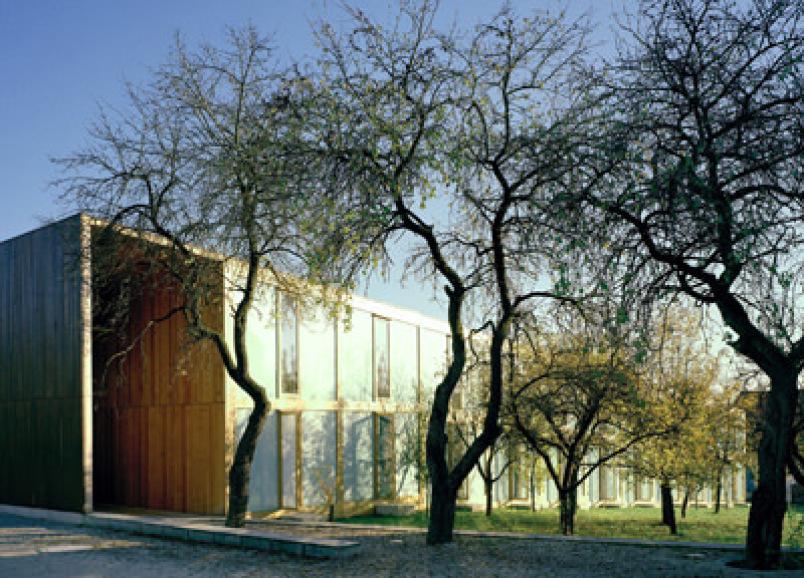 Gästehauses für das Biohotel Hörger in Hohenbercha bei München