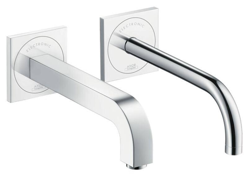 Sensor-Wandarmaturen passend zu Axor Citterio und Axor Uno2