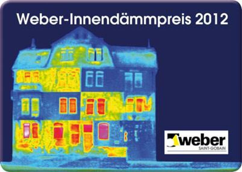Weber-Innendämmpreis 2012