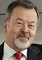 Franz Kook, langjähriger Vorstandsvorsitzende der Duravit AG