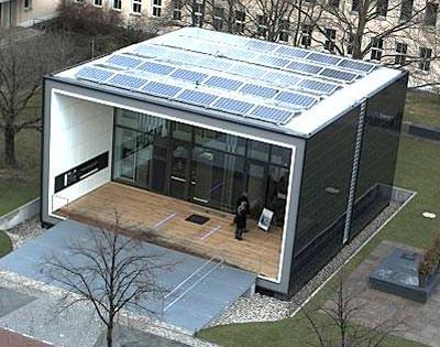 Effizienzhaus Plus in Berlin