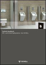 Titel: Technik-Handbuch. WC- und Urinal-Spülsysteme