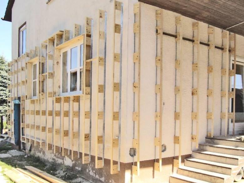 lambdaplus und isofloc gehen gemeinsame wege zur fassadend mmung. Black Bedroom Furniture Sets. Home Design Ideas