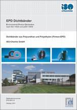 Titel: EPD Dichtbänder