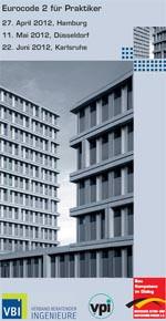 """Flyer zur DBV-Arbeitstagung """"Eurocode 2 für Praktiker"""""""