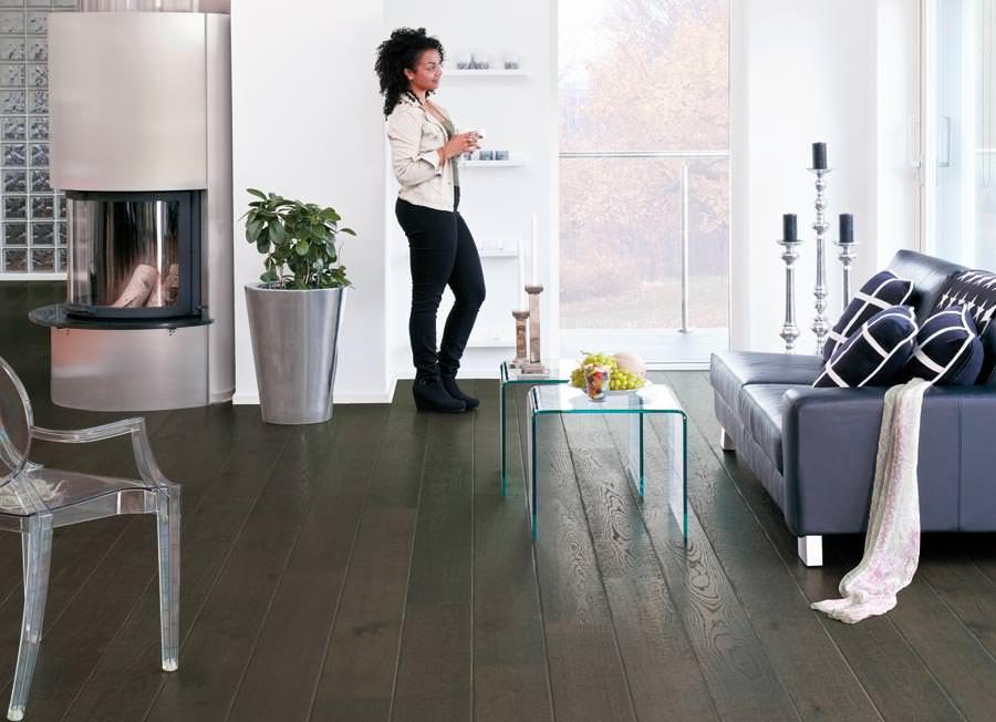 Holz )böden müssen sich (nicht nur) auf grau, grün und blau ...
