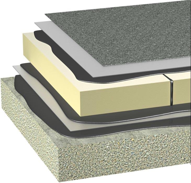 kompaktdach vermeidet unterl ufigkeit konventioneller warmd cher. Black Bedroom Furniture Sets. Home Design Ideas