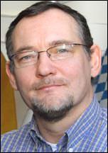 Neil Cook, Geschäftsführer der MRT Wind GmbH