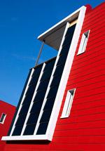 Rockpanel Fassadentafeln