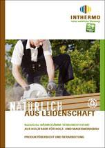 """""""Natürlich aus Leidenschaft!"""" - Kompendium über Holzfaser-WDVS"""