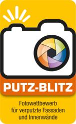 """Logo zum Fotowettbewerb """"Putz-Blitz"""""""