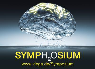 """Viega SYMPH2OSIUM 2012"" Plakat"