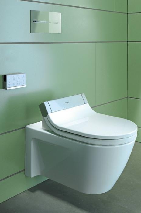 duravits dusch wc sensowash c neu mit verdeckten anschl ssen. Black Bedroom Furniture Sets. Home Design Ideas