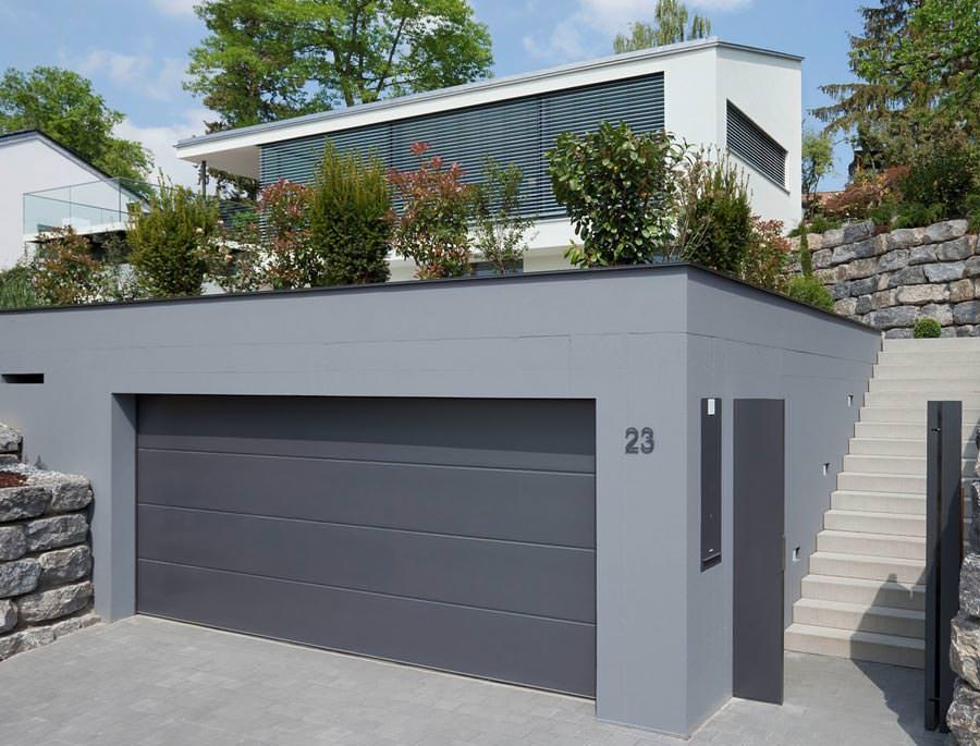 neue trendfarben f r teckentrup garagentore. Black Bedroom Furniture Sets. Home Design Ideas