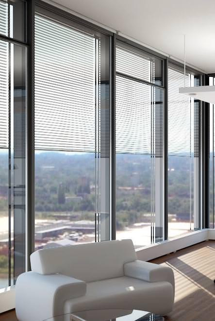 ausgezeichnetes warema sonnenlichtmanagement mit raffstores. Black Bedroom Furniture Sets. Home Design Ideas